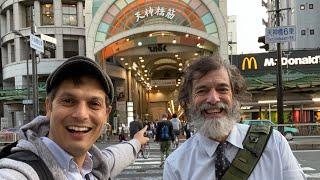 Osaka's Longest Shopping Street 2.8km Marathon ...
