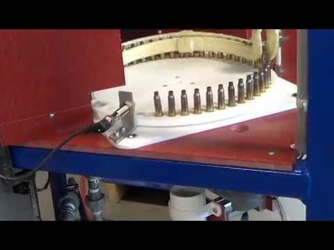 Rotary Disc Cartridge Annealing System by Norax Induction