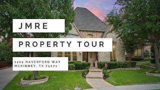 Property Tour: 1404 Haverford Way, McKinney TX
