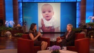 Mariska Hargitay on Adoption