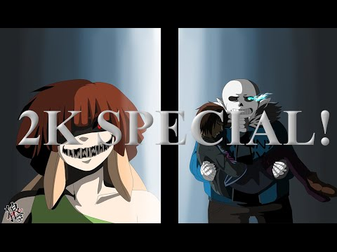 2K SUB SPECIAL! Nightmaretale (Part 1) II Undertale Comic Dub