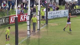 Round 17 Highlights vs Werribee