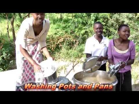 Bethany Family children's home Tanzania 22minutes of various video clips