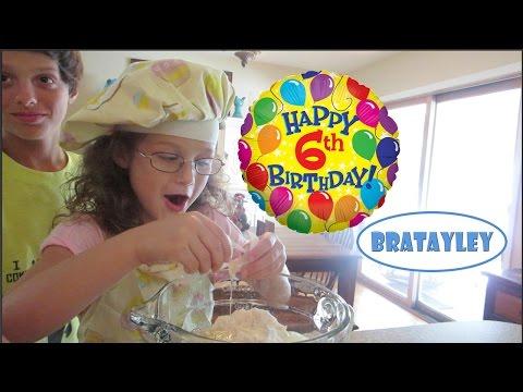 Hayley Turns 6! (WK 191.7) | Bratayley