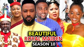 BEAUTIFUL ROYAL MAIDEN SEASON 10 - (New Movie) Fredrick Leonard 2020 Latest Nigerian Nollywood Movie