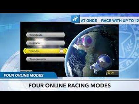 Mario Kart 8 - Voor de eerste keer online.(Dutch + Mercedes)