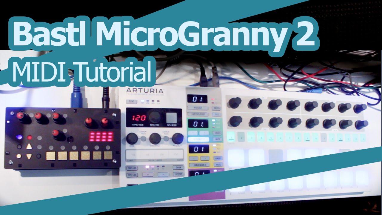 MUFF WIGGLER :: View topic - Microgranny V2 0