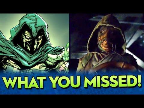Arrow Season 5 Episode 2: WHAT YOU MISSED! - Recruits Easter Eggs