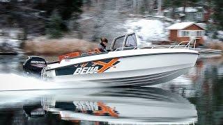 Моторные катера для рыбалки и отдыха Bella 600 BR и 600 R из Финляндии.