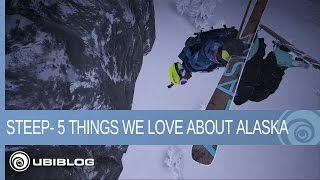Steep - 5 Things We Love About the Alaska Update