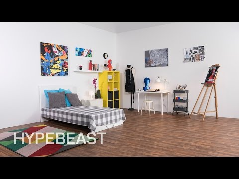 IKEA® and HYPEBEAST Outfit an Art Studio for the Future Creative Director