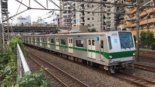最後の営団地下鉄千代田線6000系6102F@松戸 Last of Tokyo Metro Chiyoda Line 6000 Train at Matsudo