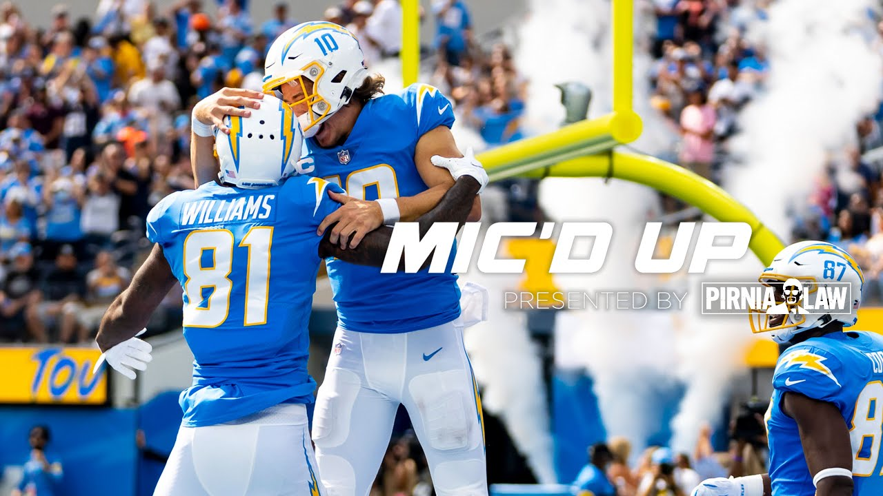 """Download Mike Williams Mic'd Up vs Browns, """"Spike it spike it SPIKE IT!!""""   NFL Mic'd Up"""