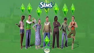 The Sims 3 - #0 - Вступление - Стрим