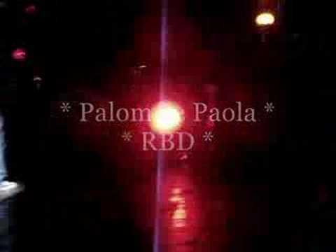 RBD - 11/05 - Pista VIP - Money Money (parte)