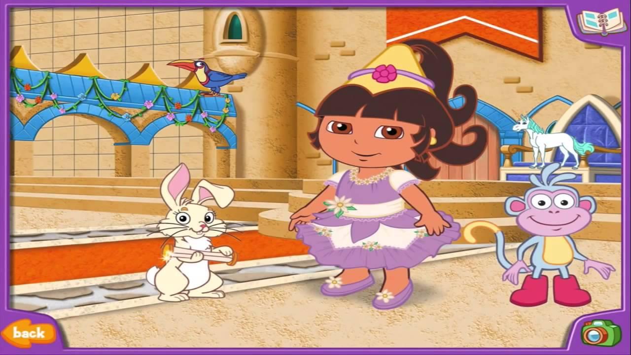 Dora The Explorer Doras Dress Up Adventures New Full