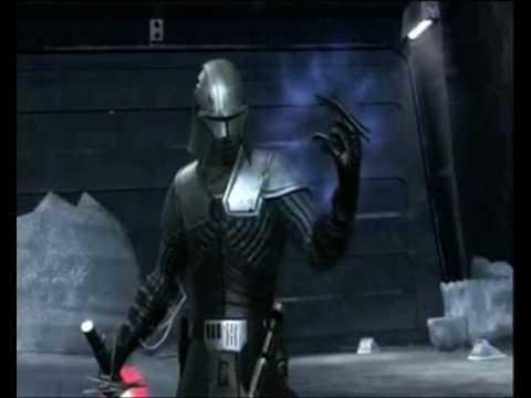 Luke skywalker joins the darkside - YouTube
