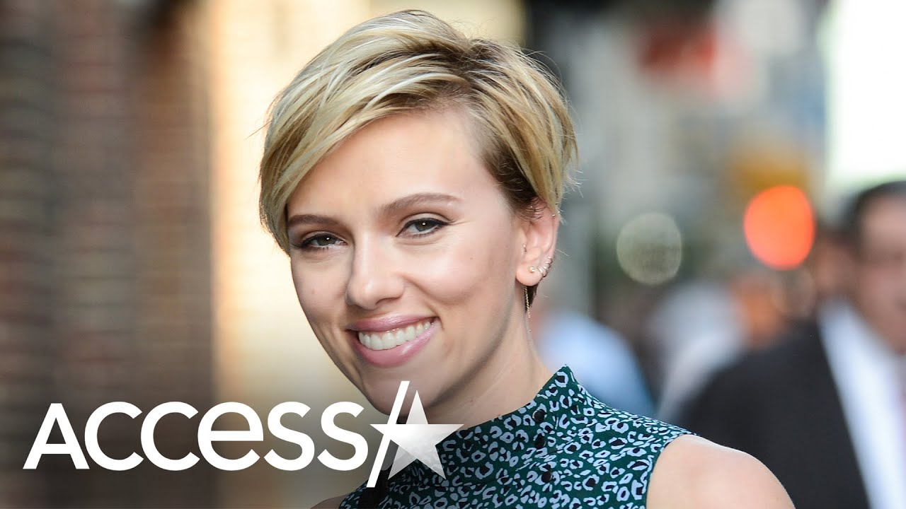 Scarlett Johansson On Being 'Second Choice' For Black Widow