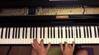 Tutorial piano y voz Adoro (Armando Manzanero)