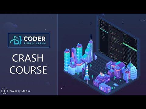 Coder Cloud IDE Crash Course