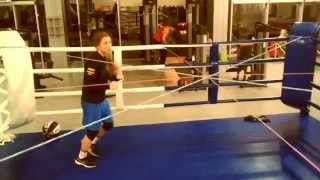 BOXING WORKOUT MANCHAK VALERY