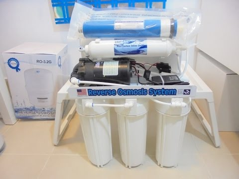 Ro Filter Installation In Hindi Aquasure Under Sink Ro