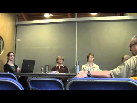 Gambier Island Trust meeting - DelegateSpeech#1 - Lack of Trust in GIT
