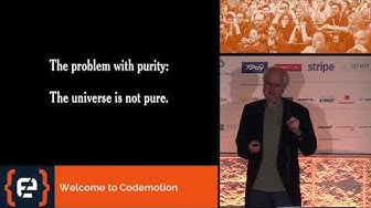 The Power of the Paradigm by Douglas Crockford (Paypal) - Functional Programming