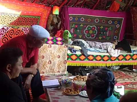 Mongolia Bayan Nur sum pasenda Kamesh Janemkhan