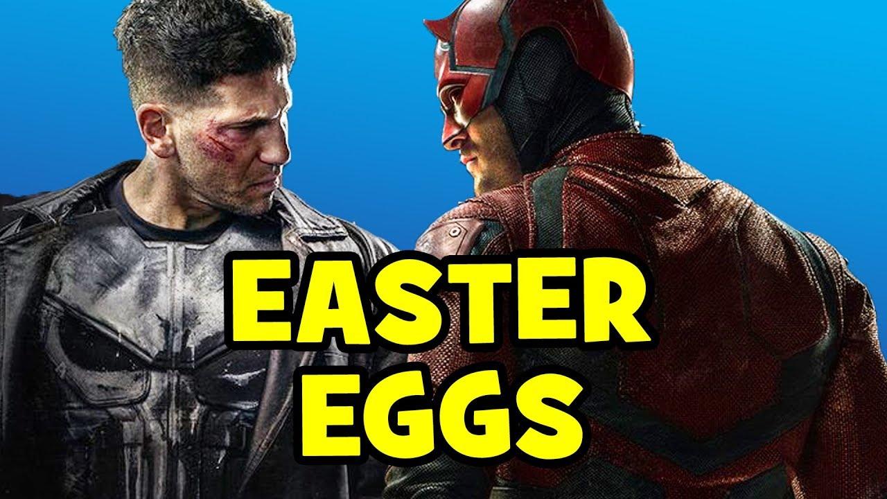 Download DAREDEVIL Season 2 Easter Eggs & Things You Missed