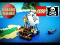 Raft Raiders 6261 LEGO Pirates - Stop Motion Review