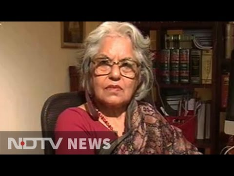 'Attempt to intimidate': Lawyer Indira Jaising after NGO licence is suspended