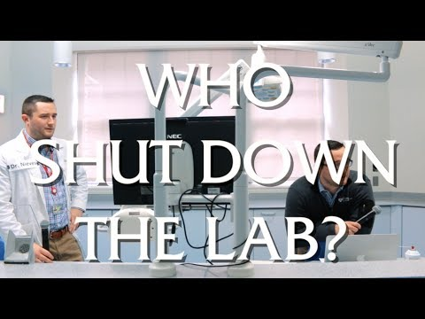 Who Shut Down the Lab? // Penn Dental GRD Video (Class of 2019)
