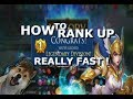 How To Rank Up Super Fast Mobile Legends Guide Tips Giveaway Skins Diamonds