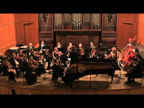 Sergey Kasprov Plays Mozart Piano Concerto №6 In B-flat Major, KV 238