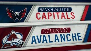 Колорадо - Вашингтон: 14 февраля 2020, Обзор матча...
