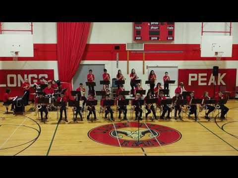 Bare Necessities - Longs Peak Middle School Jazz Band
