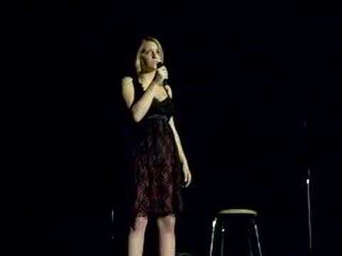 Talent Show - Chelsea Eddy