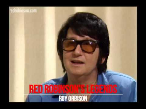 Red Robinson's Legends Of Rock - Roy Orbison