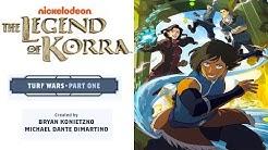 Korra - Turf Wars: Part 1 (FULL COMIC) (Motion Comic) (1080p/60FPS)