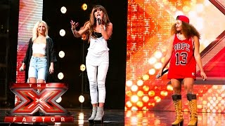 Are Rumour Has It heading to Boot Camp? | Auditions Week 3 | The X Factor UK 2015
