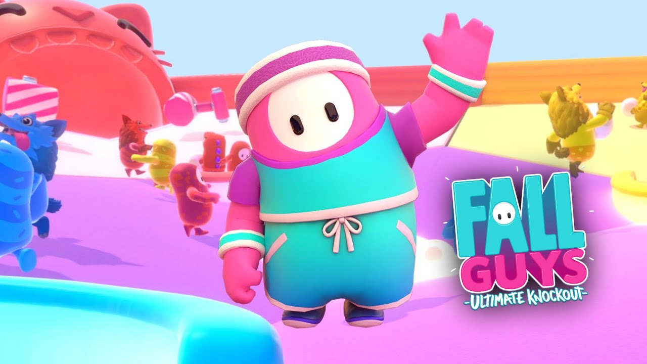 Download Fall Guys Live - Total Gaming and Desi Gamers