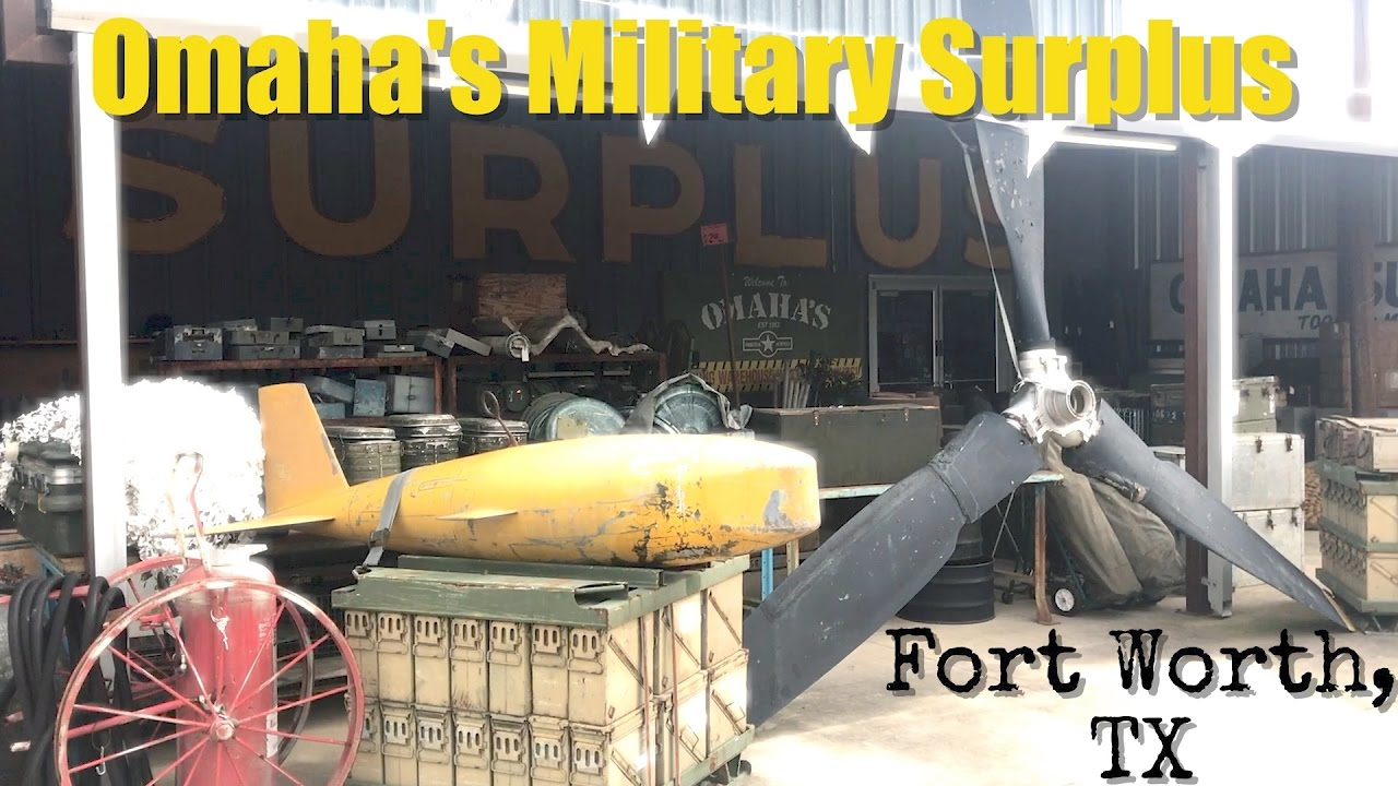 A M Surplus Military Store