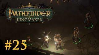 Let's Play Pathfinder: Kingmaker # 25 – Die fünf Helden (Blind / Deutsch)