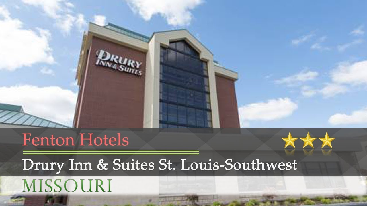 Drury Inn Suites St Louis Southwest Fenton Hotels Missouri