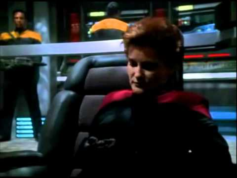 The warship voyager youtube for Mirror janeway