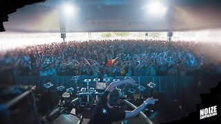 Noize Suppressor  Live - Sonar  @ Fantasy Island 2014