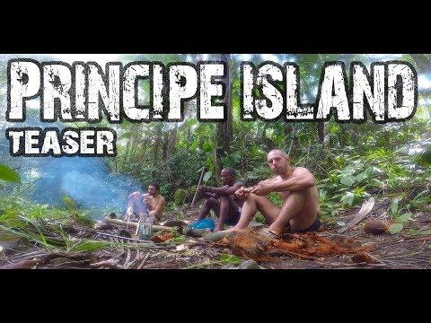 São Tomé e Príncipe - Teaser Principe Island