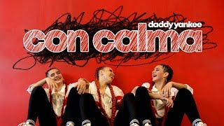 Con Calma - Daddy Yankee  Coreografía Conny Azúa