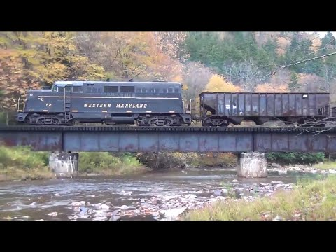 Cheat River Photo Freight (in HD)